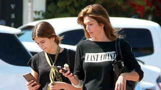 Cindy Crawford and Kaia Gerber Rock Flawless Off-Duty Model Style