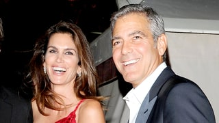Cindy Crawford Explains How She Ended Up in Bed With a Drunk George Clooney