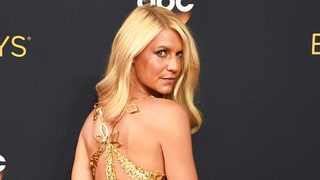 Watch Claire Danes' Hairstylist Recreate Her Fuss-Free Emmys 'Do