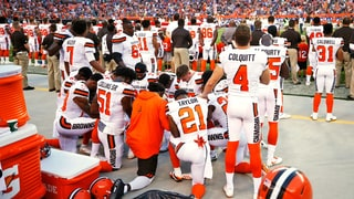 Why Cleveland Browns National Anthem Protests Are So Powerful