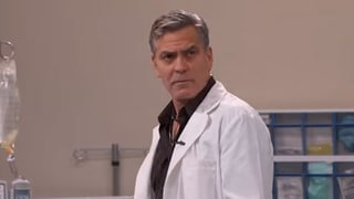 George Clooney Reprises 'ER' Role for Hilarious 'Jimmy Kimmel' Skit