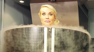 Coco Austin Tries Cryotherapy With Us: Watch