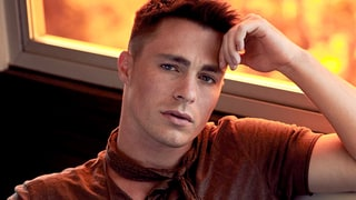 Colton Haynes: 'I Can't Tell You How Long' It's Been Since I've Had Sex