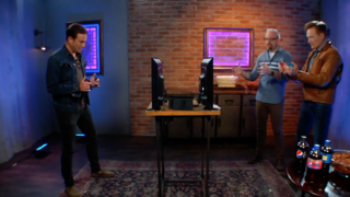 Watch Will Arnett and Conan O'Brien play 'Arms' on Nintendo Switch