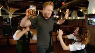 Conan O'Brien Visits a Dominatrix on Trip to Berlin in New Special