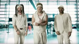 See James Corden, Jordan Peele, Nick Kroll's Explicit Boy Band