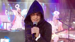 'Today' Show Cohosts Billy Bush, Tamron Hall Invite Corey Feldman Back for Second Performance