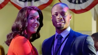 Scandal's Cornelius Smith Teases Marcus and Mellie's Relationship: We'll See 'Their Chemistry'