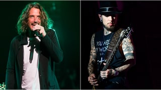 Dave Navarro Reflects on Chris Cornell's 'True Musicianship'