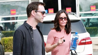 Courteney Cox and Ex-Fiance Johnny McDaid Spend Easter Sunday Together in Malibu: Photos