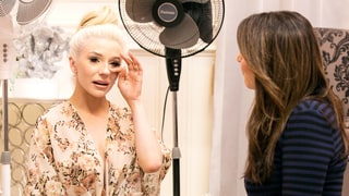Courtney Stodden Breaks Down After Mom Krista Keller Admits 'I Told Your Husband That I Loved Him'