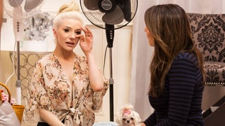 'The Mother/Daughter Experiment: Celebrity Edition' Recap: Courtney Stodden Released From Hospital, Kim Richards Threatens to Quit Show