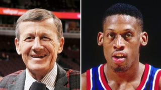 TNT Sideline Reporter Craig Sager Once Talked Dennis Rodman Out of Committing Suicide