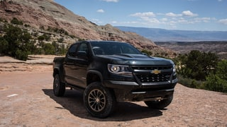 Colorado ZR2 Test Drive: Chevy's New Pickup Is Off-Road Ready And Then Some