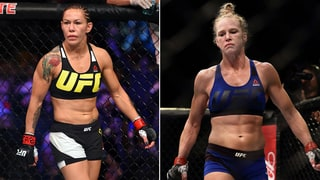 UFC Announces Title Fight Between Cris 'Cyborg' Justino and Holly Holm