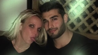Britney Spears Steps Out With Hunky 'Slumber Party' Costar Sam Asghari