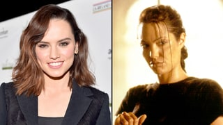 Daisy Ridley Confirms She's in Talks to Play Lara Croft in 'Tomb Raider' Reboot