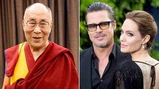 The Dalai Lama Actually Has an Opinion on the Brangelina Split (Really!)