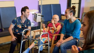 'Dancing With the Stars' Pro Dancers Visit Children's Hospital: See the Cute Photos