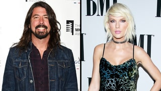 Foo Fighters' Dave Grohl Recounts Time He Was 'Superhigh' and Jammed With Taylor Swift