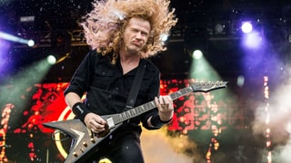 Dave Mustaine on Megadeth's 'Intimate' Fan Boot Camp, Band's Church Service