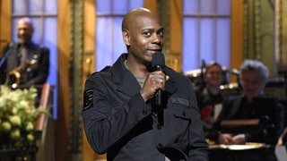 Dave Chappelle Sings Radiohead's 'Creep' at 'Saturday Night Live' Afterparty: Watch