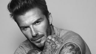 David Beckham Scores Deal to Develop Men's Skincare Products, Opens Up About Grooming Habits