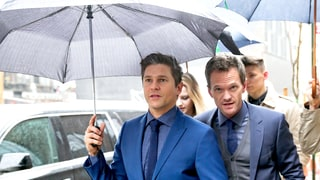 They Share Umbrellas!