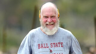 David Letterman Is Completely Unrecognizable in St. Bart's: See His Bald Head and Bushy Beard