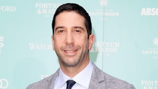 David Schwimmer: 'Friends' Fame Messed With My Personal Life