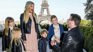 Dean McDermott Proposes to Wife Tori Spelling for the Third Time: See the Photos