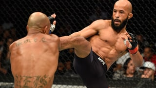 UFC 215: Demetrious Johnson vs. Ray Borg Called Off at Last Minute