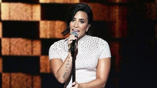 Demi Lovato Gives Empowering Speech About Mental Illness at DNC: 'We Can Do Better'