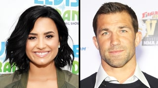 Demi Lovato Is 'Hooking Up' With UFC Fighter Luke Rockhold