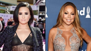 Demi Lovato Slams 'Nasty' Mariah Carey for Jennifer Lopez Digs