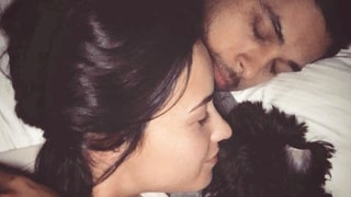 Demi Lovato Cuddles in Bed With Wilmer Valderrama, Batman: Adorable Pic!