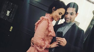 Demi Lovato Sparks New Engagement Rumors With Valentine's Ring Pic: See the Photo!