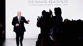Dennis Basso Dishes on Making Custom Clothing for Rihanna