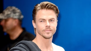 Derek Hough Yells at Ryan Lochte Protesters to 'Get Out of Here!' in Unaired Footage