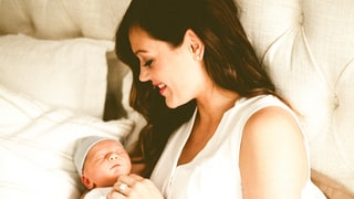 Desiree Hartsock and Chris Siegfried Talk Early Days With Baby Son Ash--Plus, See a New Pic!