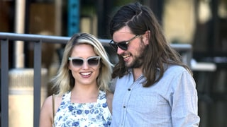Dianna Agron Marries Mumford & Sons' Winston Marshall