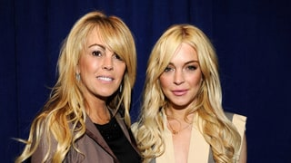 Dina Lohan Explains Daughter Lindsay Lohan's New Accent: 'She Is a Worldly Person'