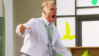 Dolph Lundgren Faces Terrifying Children in First 'Kindergarten Cop 2' Trailer
