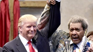 Don King Uses N-Word While Introducing Donald Trump — at a Church!