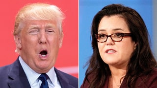 Donald Trump Slams Rosie O'Donnell During First Presidential Debate, Says: 'Nobody Feels Sorry for Her'