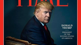 Donald Trump Named Time's 2016 Person of the Year