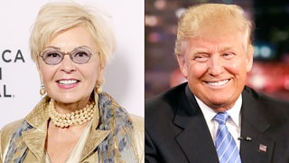 Roseanne Barr Thinks 'We Would Be So Lucky' If Donald Trump Won
