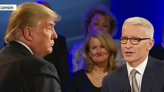 Anderson Cooper Scolds Donald Trump Over Heidi Cruz Tweet: 'That's the Argument of a 5-Year-Old'