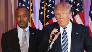 Donald Trump Names Ben Carson as Secretary of Department of Housing and Urban Development