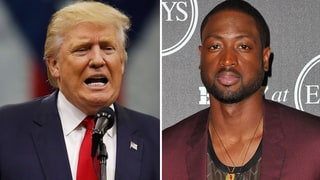 Donald Trump Criticized After Tweeting About Dwyane Wade's Cousin's Death